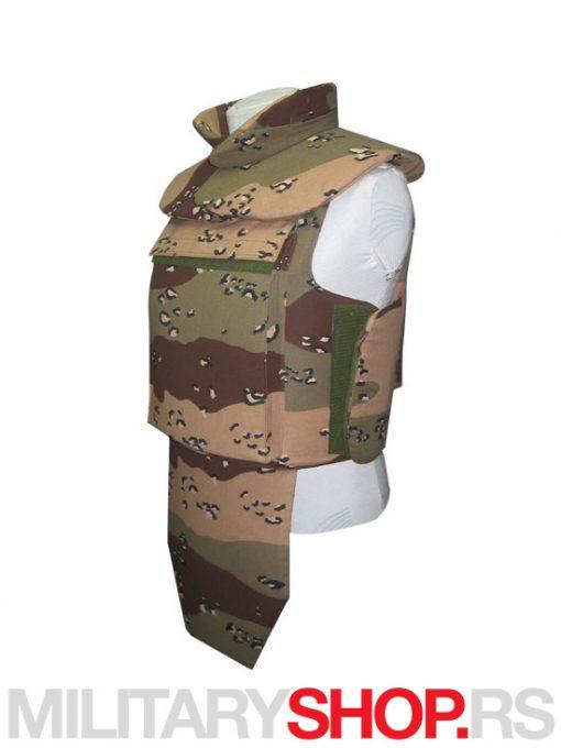 Vojni pancir – vojnički balistički prsluk