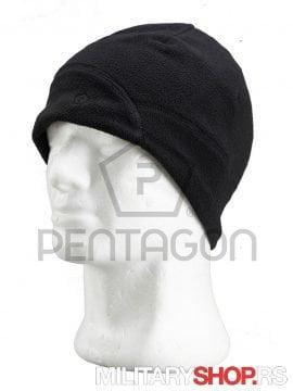 Kapa od flisa crna