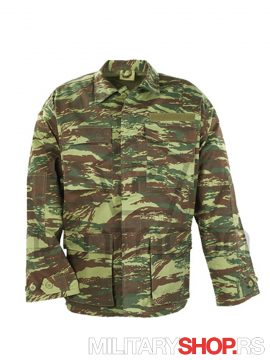 PENTAGON KOSULJA BDU TWILL PC Greek Lizzard