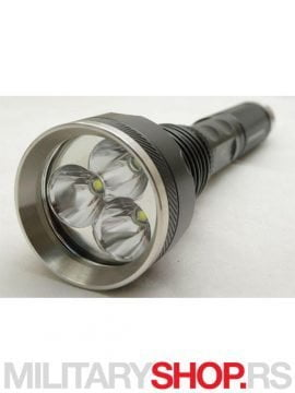 Baterijska lampa Police XQ Q2818 SET