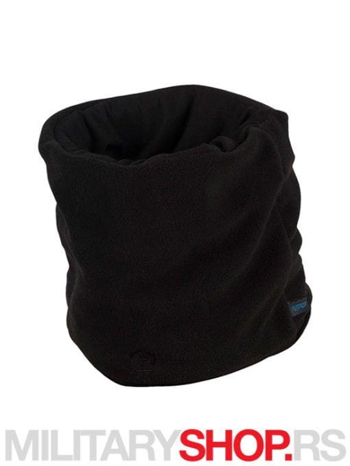 PENTAGON Zimski scarf crne boje