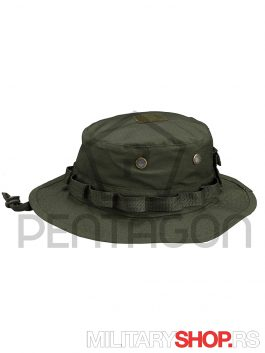 Takticka kapa Jungle Hat Zelena