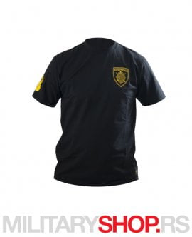 Majica ŽANDARMERIJA crna