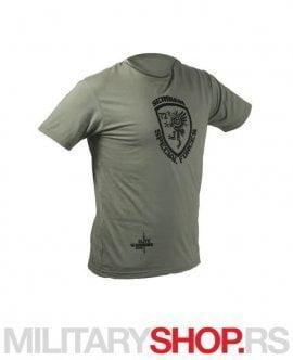 Majica 72nd Reconnaissance Commando Battalion zelena