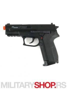 Airsoft - Cybergun repllika pištolja Sig Sauer P2022 HPA