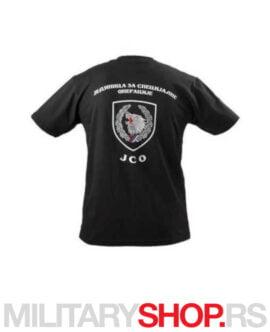 Majica JSO Logo Crna