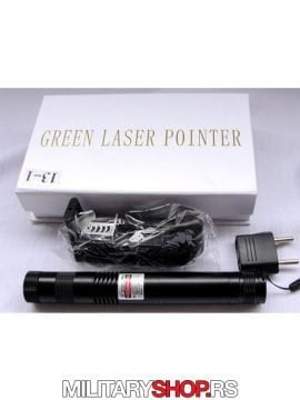 Laser 1000mV 13-1 - Zeleni