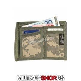 Takticki novcanik Military vojni novčanik digital