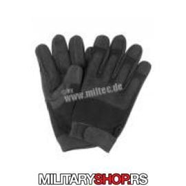 Military rukavice crne