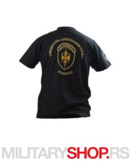 Majica SAJ - crna