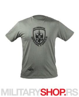 Majica Special Forces Antiterrorist unit - zelena