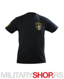 Majica - PTB Sokolovi - crna
