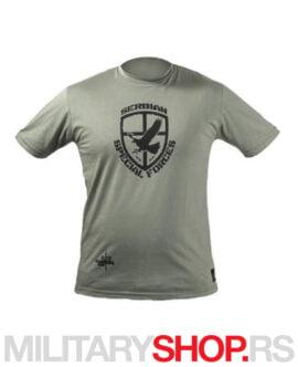 Majica PTB sokolovi - zelena