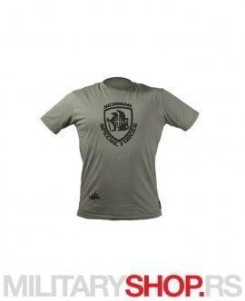 Majica PTJ zelena