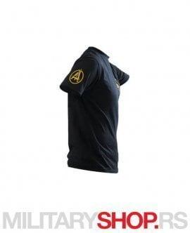 Majica SAJ crna