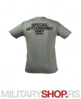 Majica SAJ zelena