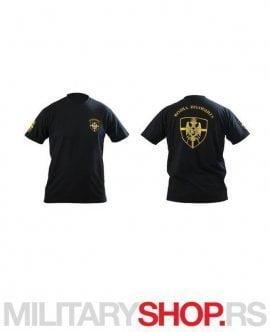 Majica VOJNA POLICIJA crna