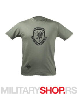 Majica - 72nd Reconnaissance Commando Battalion - zelena