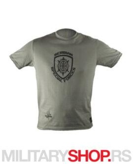 Majica ŽANDARMERIJA - zelena