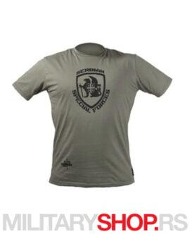 Majica PTJ - zelena