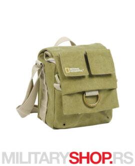 Nat Geo žuta torbica za rame 2344