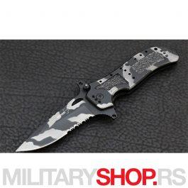Boker magnum kamuflažni preklopni taktični nož