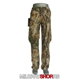 Lovacke pantalone maskirane za jesen