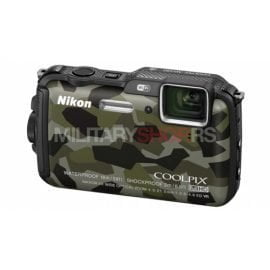 Vodootoporni digitalni fotoaparat Nikon Coolpix AW120