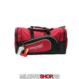 Sportska putna torba - crvena