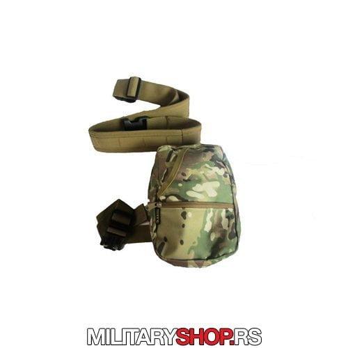 Takticka torbica za nosenje oko noge