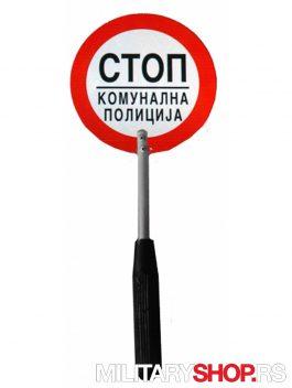 Palica STOP za Komunalnu policiju