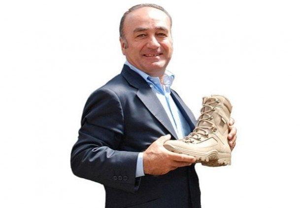 YDS proizvodi čizme za britansku vojsku