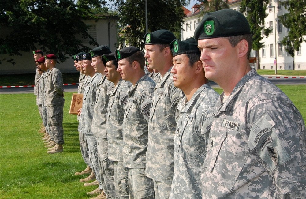 """Specijalne snage US Army: Prvi bataljon 10. grupe """"zelenih beretki"""""""