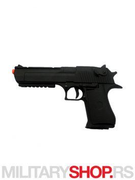 Električna Air Soft replika pištolja Desert Eagle crni GE-0402A