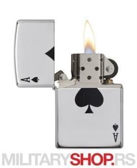 ZIPPO upaljač Lucky Ace