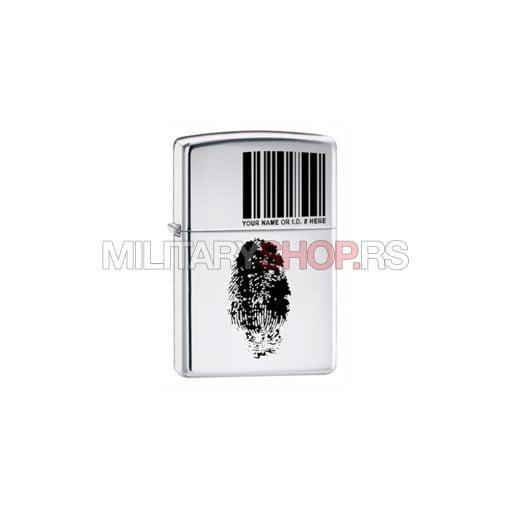 ZIPPO UPALJAC Fingerprint ID