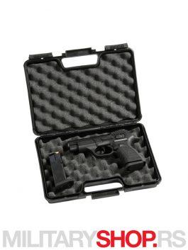 NEGRINI kofer kutija za pistolj 2026 crne boje