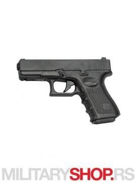 Replika pistolja GGB-9905 Green Gas Blowback gun