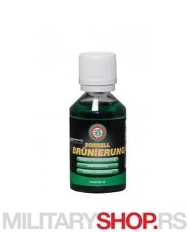 KLEVER Quickbrowning SnellBrunirung 50 ml