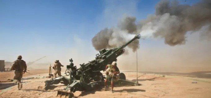 Britanski vučni top M777