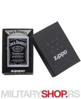 Zippo upaljac Jack Daniels Label