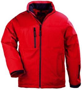 Zimska vodonepropusna GEN V crvena jakna