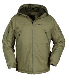 Pentagon jakna MARITIME LPC zimska zelena K01004