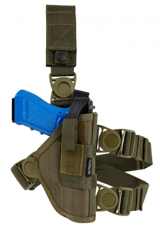 MAMBA butna futrola za oruzje K17051 zelena