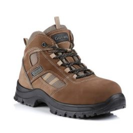 Borbena patika Lancaster braon Goliath footwear