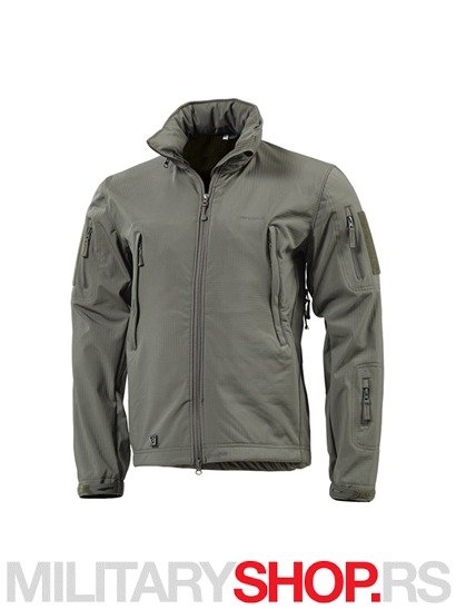 Sivo zelena Pentagon Artaxes jakna GEN V