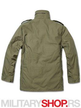 M-65-Classic-Brandit-Vijetnamka-jakna-olive-back