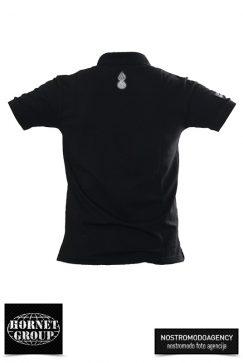 Vojna Policija Polo Majica crna