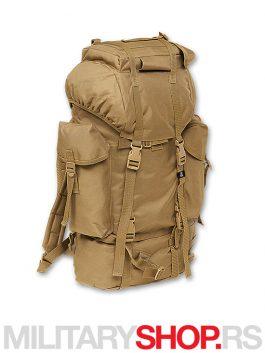 Kamp-ruksak-za-kampovanje-Brandit-65-litara-camel