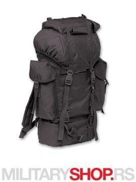 Kamperski ranac 65 L crne boje Brandit 01